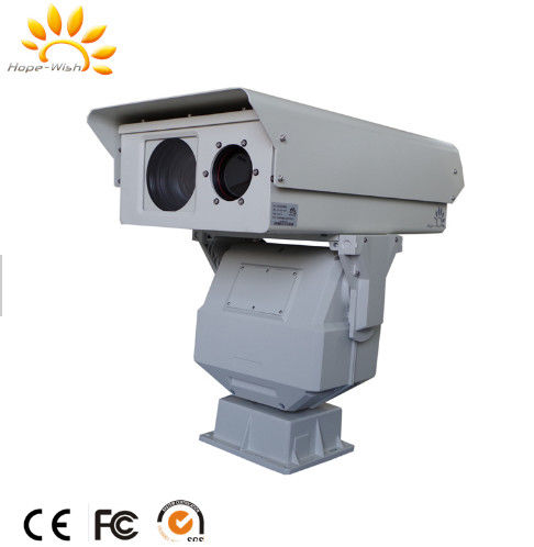 8km Thermal Imaging Camera Ip66 Rates For Long Range Border Surveillance