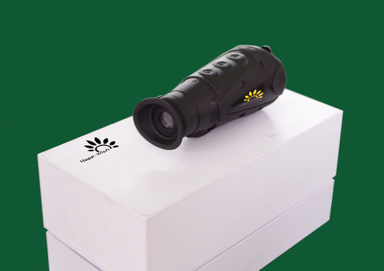Long Range Security Thermal Handheld Monocular, Visi Termal Tanpa Pendingin